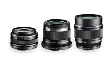 Olympus Pro Series Lenses