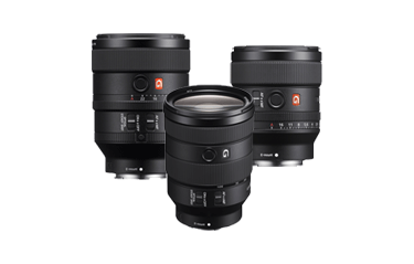 Sony G-Series Lenses