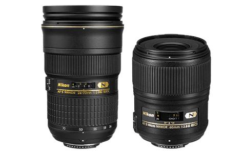 Nikon F Mount Lenses