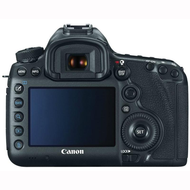 Canon EOS 5DS R Full Frame DSLR Camera Body | Online Camera Store Australia | Camera-Warehouse.com.au