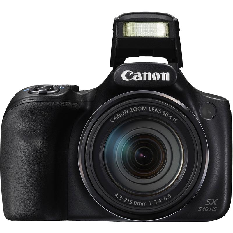 Canon PowerShot SX540 HS Compact Digital Camera | Online Camera Store Australia | Camera-Warehouse.com.au