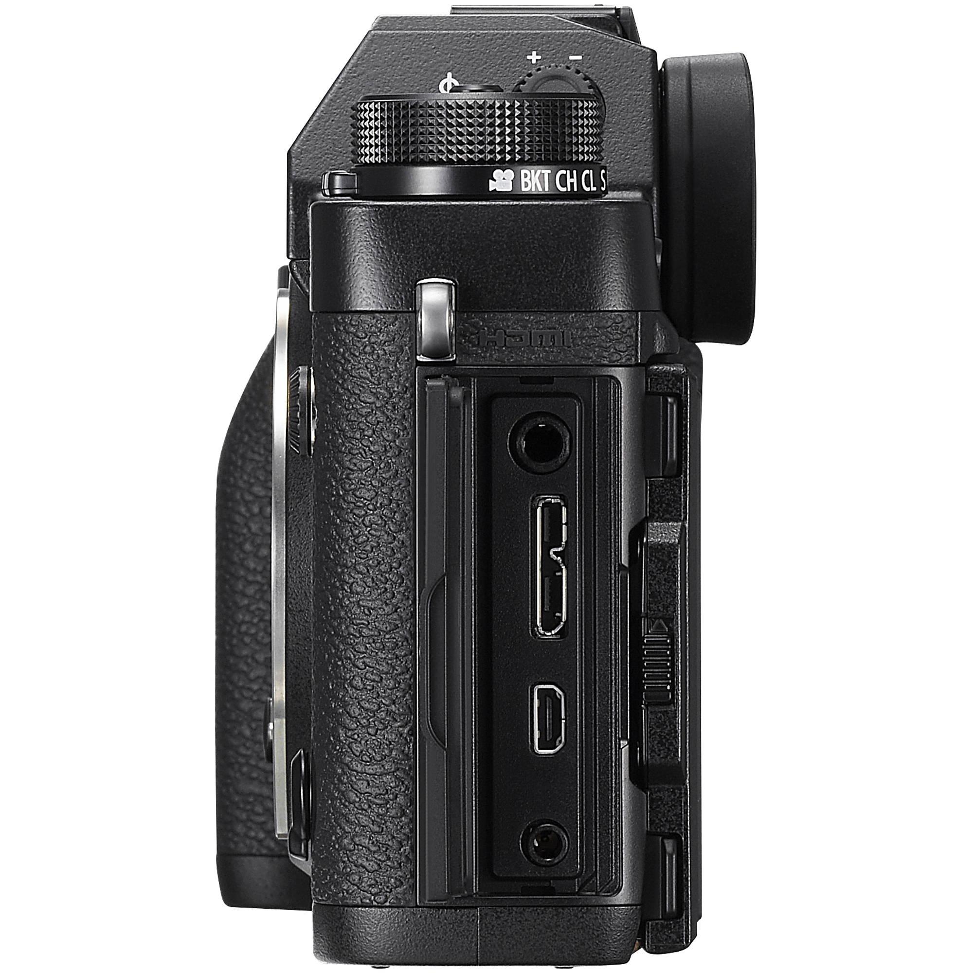 FujiFilm X-T2 Compact System Camera Body Only (Black) | Online Camera Store Australia | Camera-Warehouse.com.au