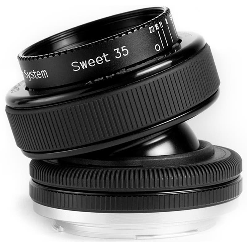 Lensbaby Composer Pro with Sweet 35 Optic for Fujifilm | Best Price at Camera-Warehouse.com.au