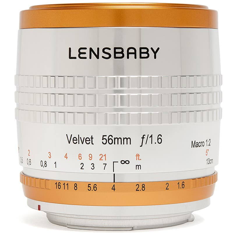 Lensbaby Velvet 56 Limited Edition for Nikon F | Best price at Camera-Warehouse.com.au