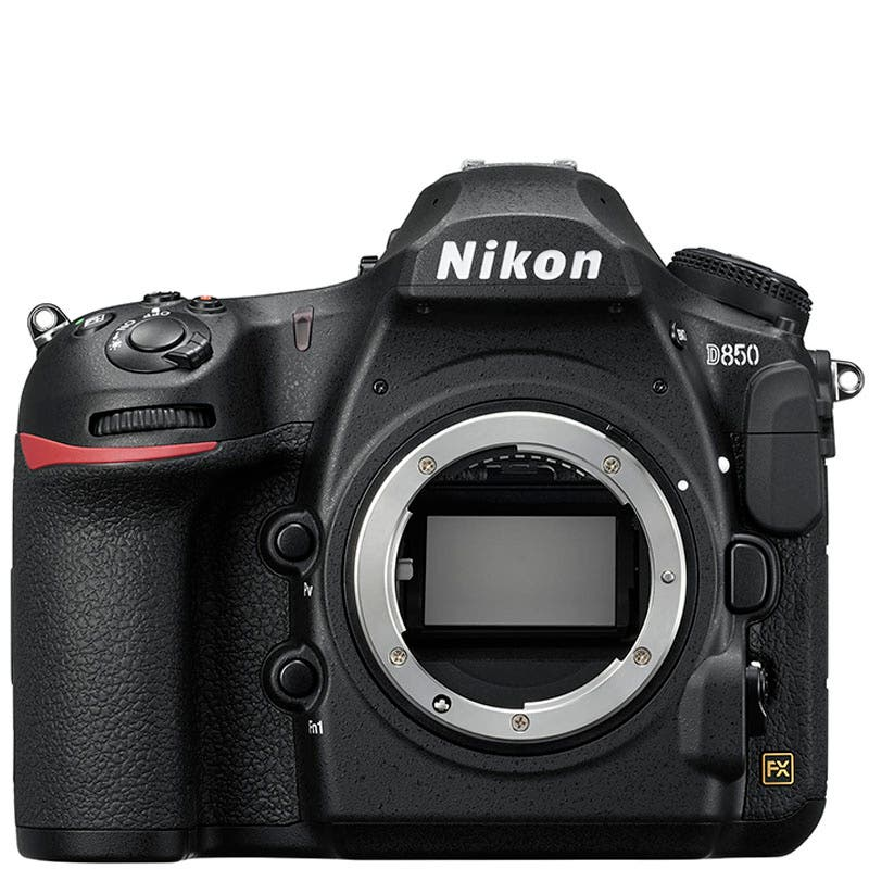 Nikon D850 Body Only Front View