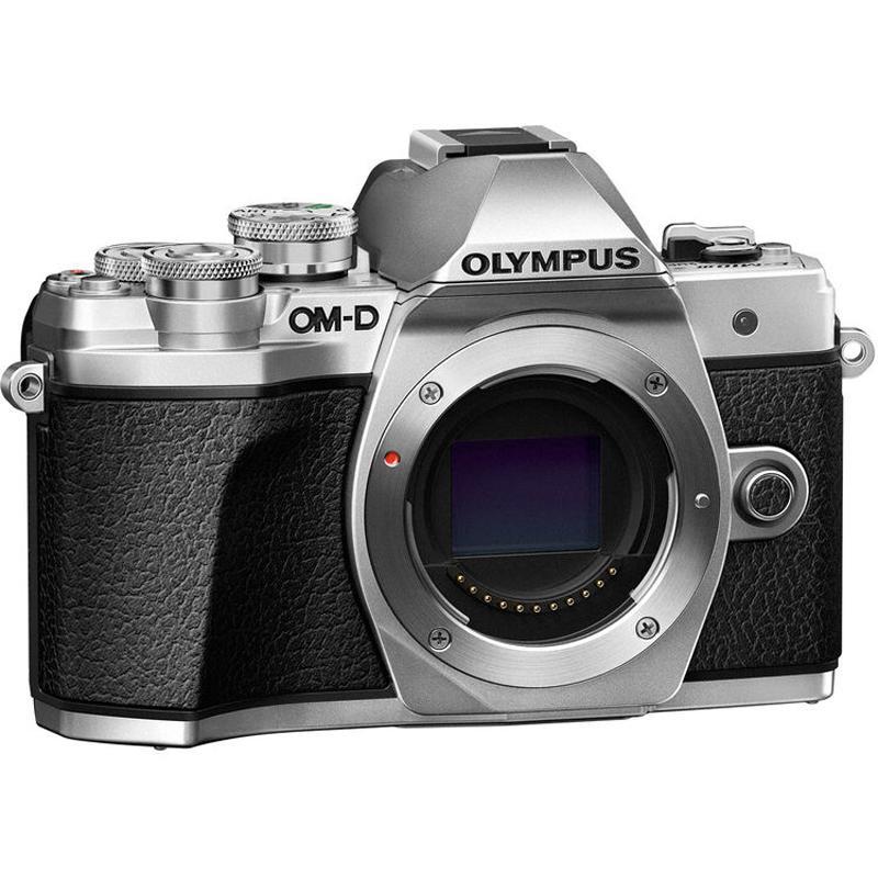 Olympus OM-D E-M10 Mark III Compact System Camera w/ 14-42mm EZ Lens (Silver) | Online Camera Store Australia | Camera-Warehouse.com.au