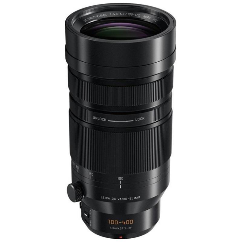 Panasonic Leica DG Vario-Elmar 100-400mm F4-6.3 ASPH Lens | Buy now at Camera-Warehouse.com.au