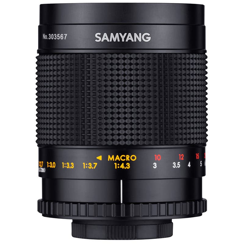Samyang 500mm MC IF F/8 Mirror Camera Lens
