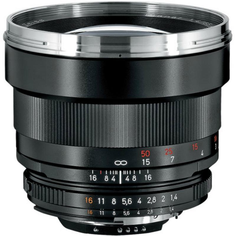 Zeiss Planar T* 85mm f1.4 ZF.2 Nikon F Mount Lens